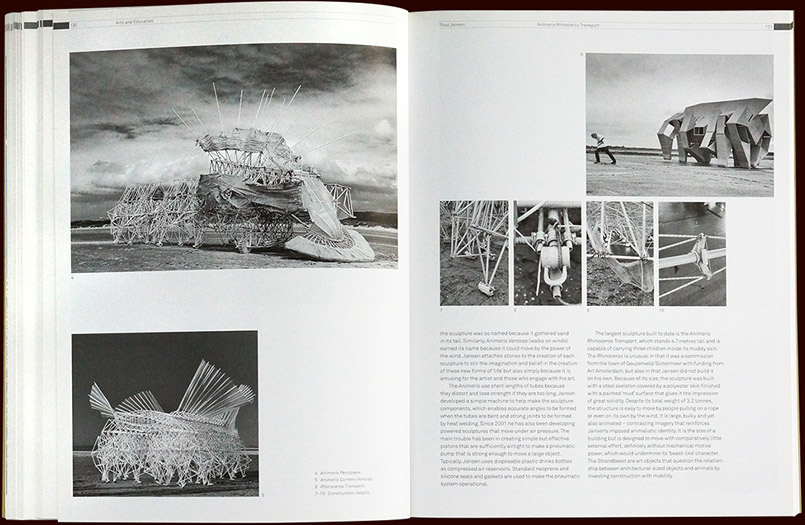 project pages, portable architecture book, birkhäuser publishers – esther mildenberger, envision+