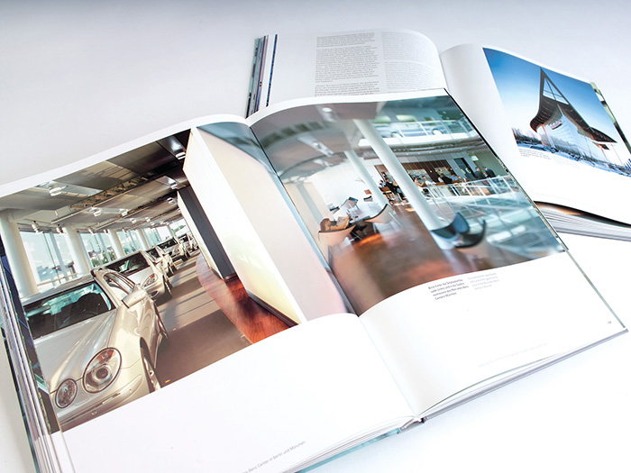 mercedes-benz, corporate publishing, innenseiten (avedition) - esther mildenberger, envision+