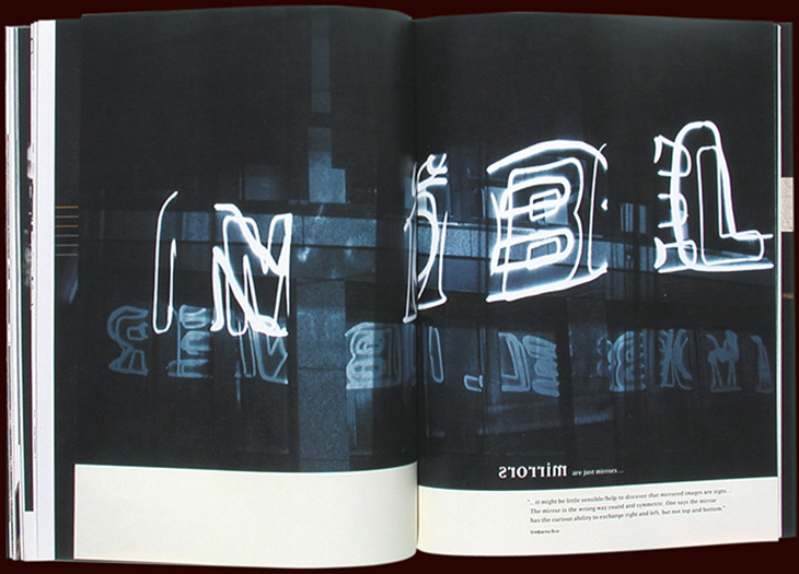 inside pages from the memory:city:berlin project on urban landscapes - esther mildenberger, envision+
