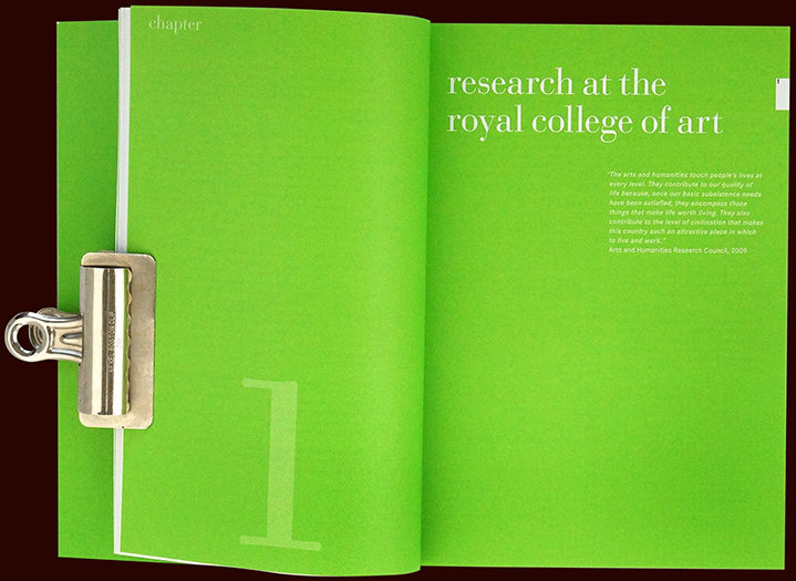 kapiteltrenner, research handbook, royal college of art, london - esther mildenberger, envision+